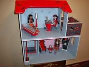 Monster High. Кукольный домик и мебель для кукол Монстер Хай.Украина.