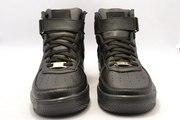 Лучшая цена! Качественные молодежные кроссовки Nike Air Force black
