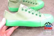 Кеды Converse(зеленый)1016