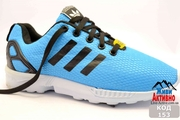 Спортивные кроссовки Adidas zx flux (153)
